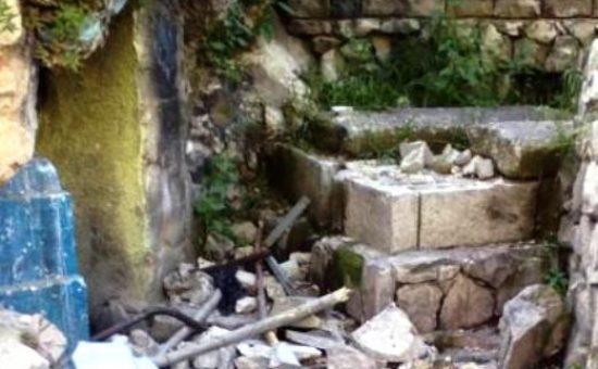 קברו של רבי עובדיה ברטנורא