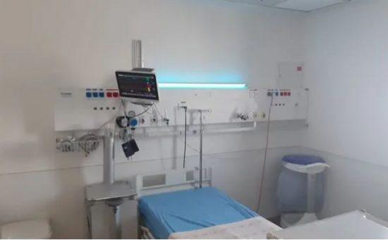 מערכת קוטלת קורונה בבית הרפואה מעייני הישועה