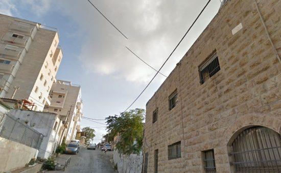 רחוב אלקבץ ירושלים