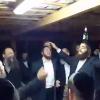 כשרובינשטיין ופורוש פתחו בריקוד ירושלמי סוער