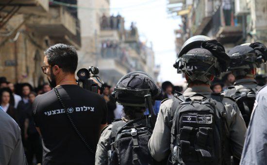 מאה שערים - צילום דוברות המשטרה (1)