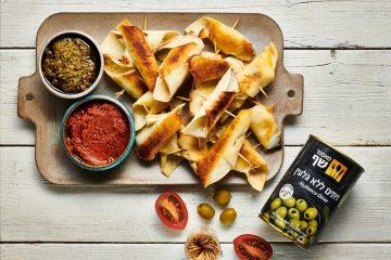מאפה 'בית לזית' גרסת 2020
