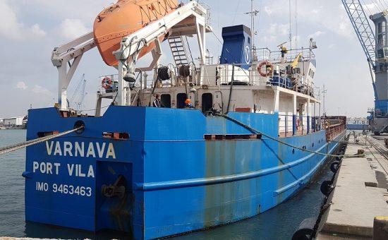 מבט כללי על האונייה - צילום - ניר לוינסקי, המשרד להגנת הסביבה