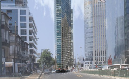 מגדל בס תכנון האדריכל גיא מילוסלבסקי קרדיט viewpoint
