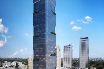 מגדל חדש ברמת גן יוצא לדרך!