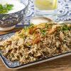 מתכון נפלא לארוחה מזינה: מג'דרה אורז ועדשים
