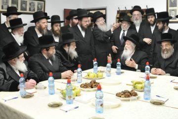 מועצת גדולי התורה של אגודת ישראל תתכנס