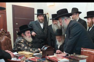 """בפעם ה-40: גדולי ישראל מסיימים את הרמב""""ם"""