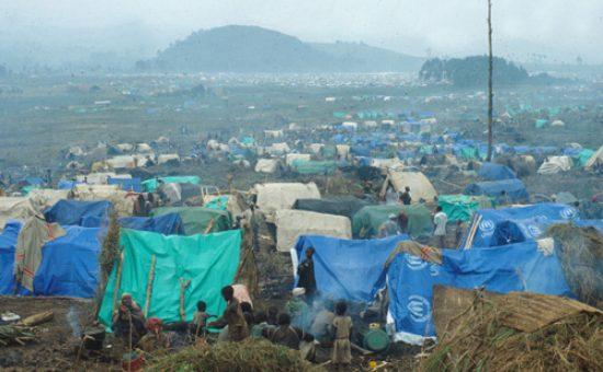 מחנה פליטים רואנדי בזאיר