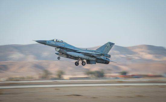 מטוס חיל האוויר. צילום: אלכסי רוזנפלד, דובר צהל