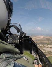 מִבַּיִת וּמִחוּץ • מטס חיל האוויר