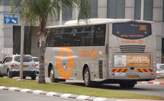 אוטובוס מטרופולין, אילוסטרציה