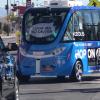 מיניבוס ציבורי ללא נהג היה מעורב בתאונת דרכים עם משאית – אין נפגעים