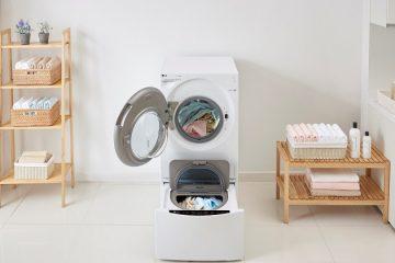 מְכַבֵּשֶת – מכונת כביסה ומייבש במכונה אחת