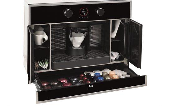 מכונה שתכין קפה מכל קפסולה - Teka _צילום ג'ו לידס