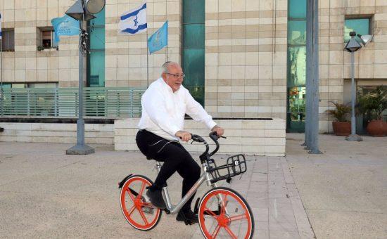 מלול אופניים