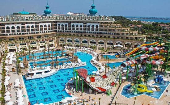מלון בטורקיה
