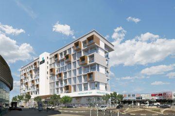 אושר: בית מלון חדש בבאר שבע