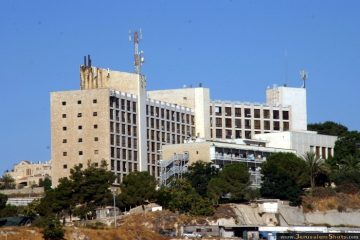 העירייה תבנה כביש גישה לשגרירות האמריקנית