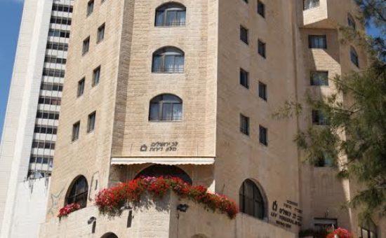 מלון דירות לב ירושלים2