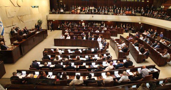 """החלו דיוני התקציב במליאת הכנסת: """"הזדעזעתי מהשוחד"""""""