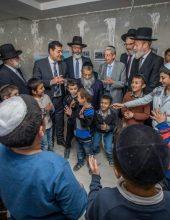 לא רק בישראל: יהודי ג'רבה נרדפים