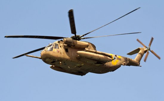 מסוק CH-53 יסעור