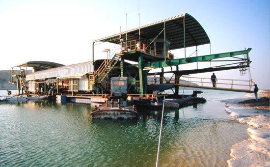 מפעלי ים המלח. צילום: האתר הרשמי