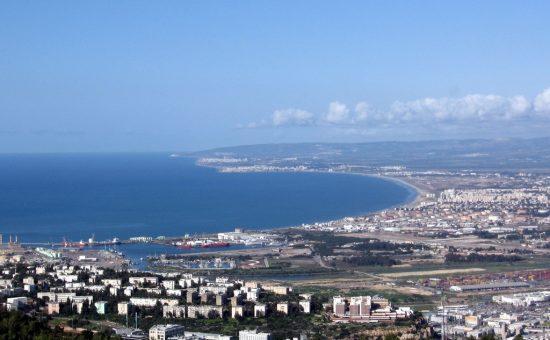 מפרץ חיפה צילום גולף בראבו