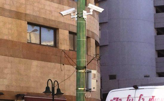 מצלמות תנועה בבני ברק