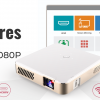מקרן נייד אנדרואיד אלחוטי CLX Z9 – מקרן נייד Full HD הטוב בעולם