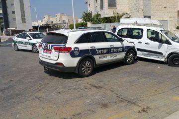 צפו: ירה בשוטרים ונמלט