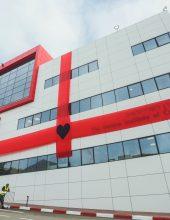 נחנך 'מרכז היידן לקרדיולוגיה' ובנין אשפוז חדש במרכז הרפואי 'מעיני הישועה'