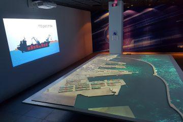 סיור וירטואלי: נמל אשדוד