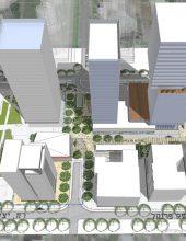 מרכז חדש בחדרה: מגורים, מלונאות ומסחר