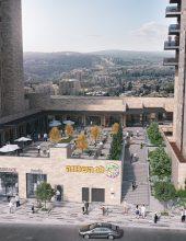 ירושלים: 6.000 מטרים חדשים למסחר