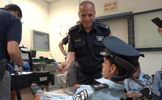משטרה בעלי מוגבלות