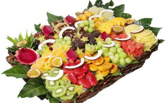 משלוח פירות טריים ואקזוטיים
