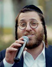 החסיד שהחליט לשיר 'ישראלי'