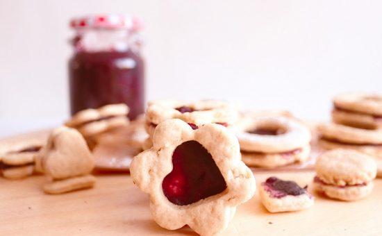 מתכון לעוגיות עם ריבה של ויגן יעל בלוגרית טבעונות וכושר, צילום ויגן יעל (2)