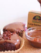 מהטבע באהבה: קאפקייקס שוקולד