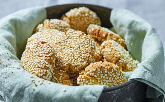 מתכון עוגיות טחינה ושקדים -צילום דן פרץ (1)