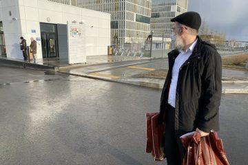 מוסקובה היהודית בצל נגיף הקורונה