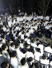 פעילות ספורטיבית לתלמידי הישיבות בירושלים