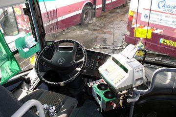 השוטרים תיעדו: נהגי אוטובוסים עבריינים