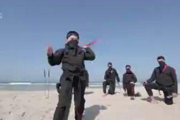 ישראל החלה בהקמת מכשול ימי מול עזה