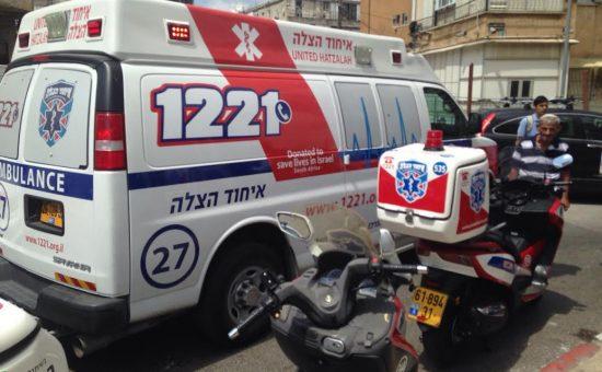 צילום: איחוד הצלה / חדשות 24