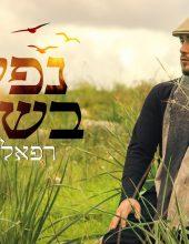 רפאל שילוני שר: נפשי בשדה