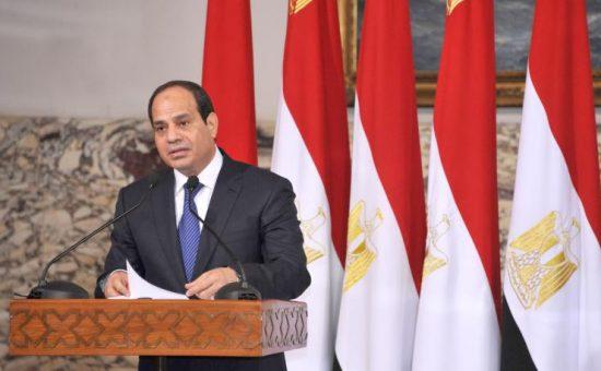 נשיא מצרים א-סיסי
