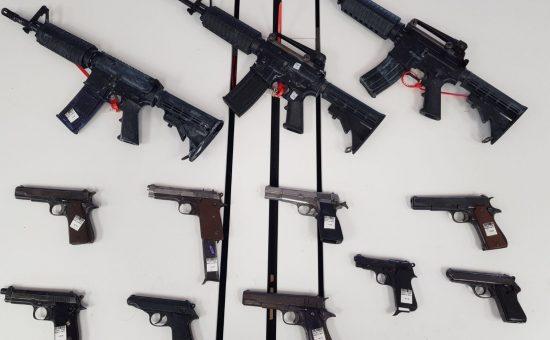נשק בלתי חוקי